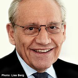 Author photo Bob Woodward
