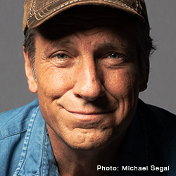 Author photo Mike Rowe