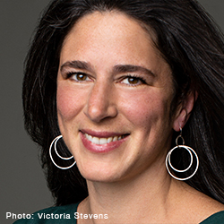Author photo Rebecca Traister