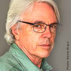 Author photo S. C. Gwynne