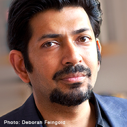 Author photo Siddhartha Mukherjee