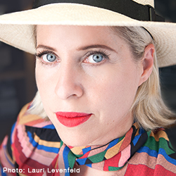 Author photo Tiffany Shlain