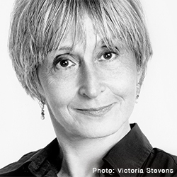 Author photo Twyla Tharp