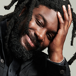 Author photo Jason Reynolds