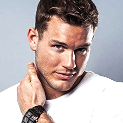Author photo Colton Underwood